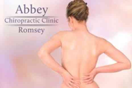City and Abbey Chiropractic - City and Abbey Chiropractic Consultation and Two Treatment Sessions - Save 0%