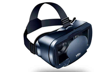 Fantasy Supply - Smartphone Virtual Reality Headset With Remote - Save 54%