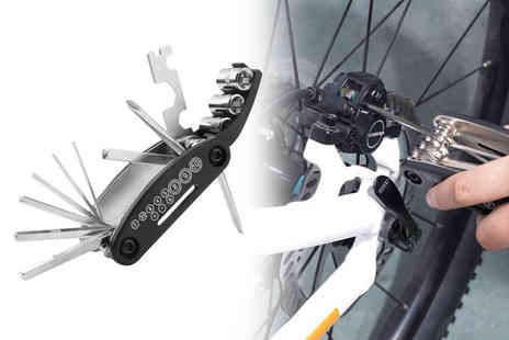 Who Got The Plan - Multi functional bicycle repair tool - Save 0%