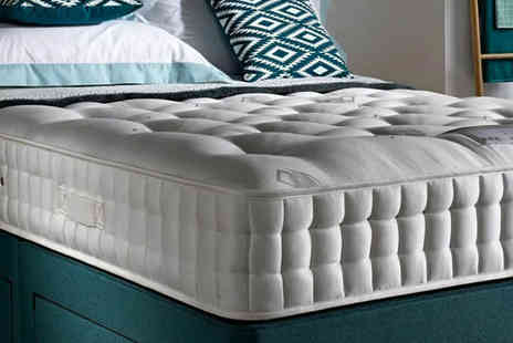 Dreamtouch Mattresses - Pocket sprung tufted mattress - Save 56%