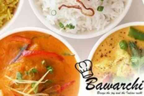 Bawarchi - Two Courses of Indian Fare For Two - Save 73%