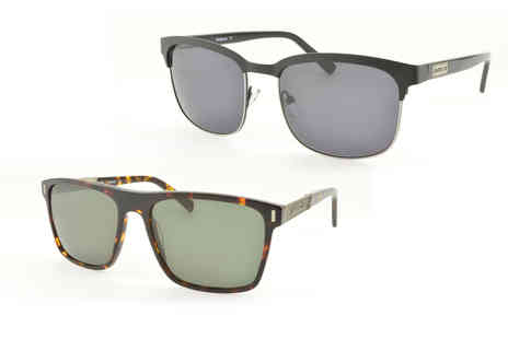 Brand Arena - Pair of mens Barbour sunglasses choose from seven designs - Save 0%