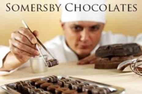 Somersby Chocolates - Chocolate Making Experience With Design and Tasting Plus Chocolates To Take Home - Save 71%