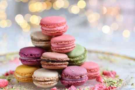 Caffe Concerto - Choice of 12 or 18 Macaroons - Save 23%