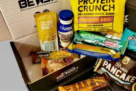 Bewsh - Protein Snack Box Subscription - Save 37%