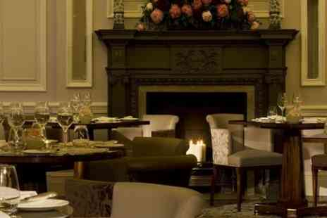 Lyttelton Restaurant - £69 instead of £150 for a luxurious three-course dinner for two, plus champagne at The Stafford Hotel's Lyttelton Restaurant � save 54%