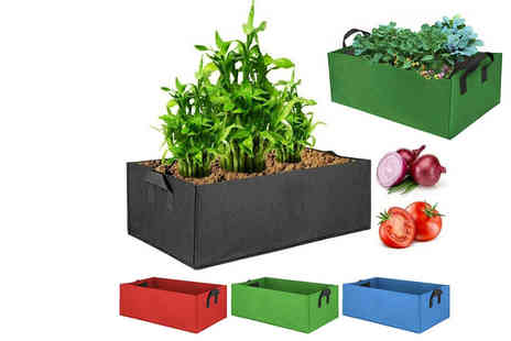 Domo Secret - Small reusable planter grow bag, choose from four sizes - Save 0%