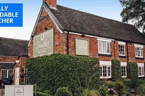 Manor House Hotel - Cheshire country house escape With breakfast - Save 58%