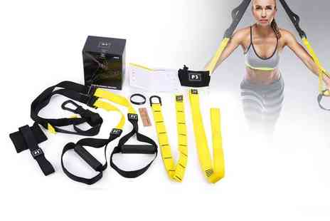 Wishwhooshoffers - Suspension trainer kit choose between three options - Save 54%