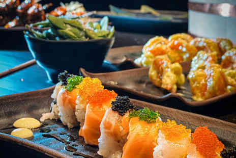Ryori Pan-Asian & Sushi - Spend on takeaway food - Save 53%