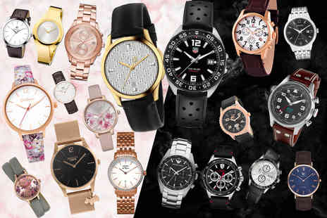 Brand Arena - Mystery watch deal for him or her - Save 0%