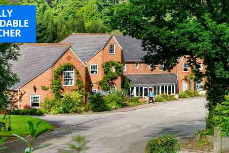 The Fox and Hounds Country Hotel - Two nights coaching inn break with dining - Save 56%