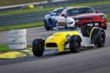 Rockingham Motor Speedway - Take your car on a taster track session - Save 50%