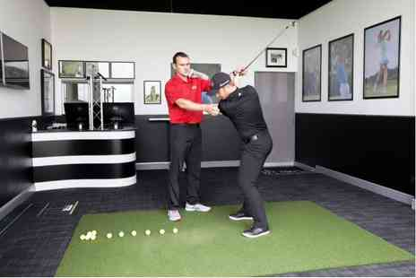 PGA Professional - 60 minute Golf Lesson for Two - Save 0%