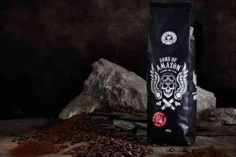 The Sons of Amazon - The UKs Strongest Coffee - Save 0%