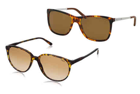 Brand Arena - Pair of Ralph Lauren sunglasses choose from womens and mens - Save 71%