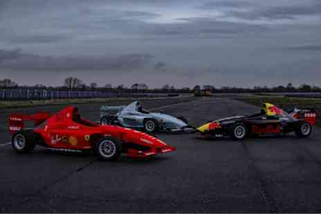 Virgin Experience Days - Single Seater Racing Car Driving Experience - Save 0%