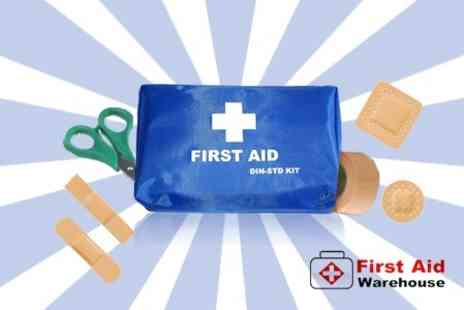 First Aid Warehouse - First Aid Kit - Save 66%