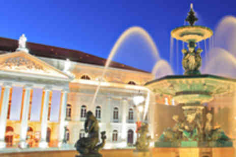 Dom Pedro Palace Hotel - Lisbon City Break for Two - Save 50%