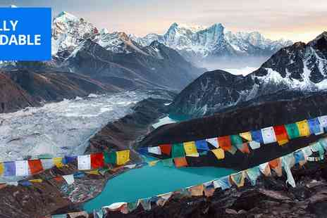 Luxury Holidays Nepal - 13 Nights small group Nepal trek through 2022 - Save 51%