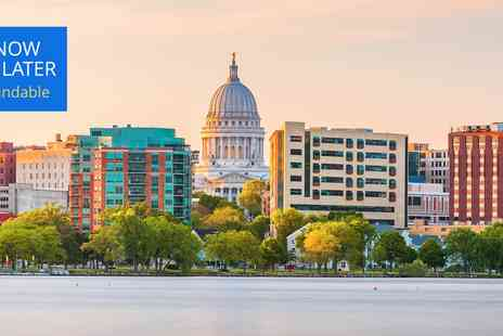 Hilton Madison Monona Terrace - Madison Lakefront Hotel including Breakfast & Parking - Save 0%