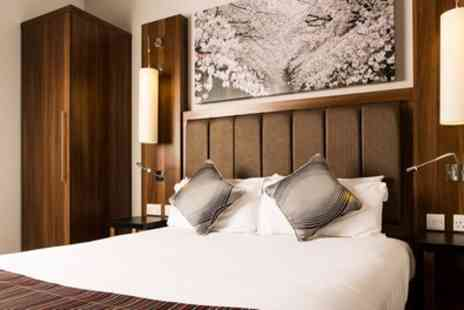Mercure Darlington Kings Hotel - One Night Stay for 2 with Breakfast, Bubbly, Chocolates - Save 0%