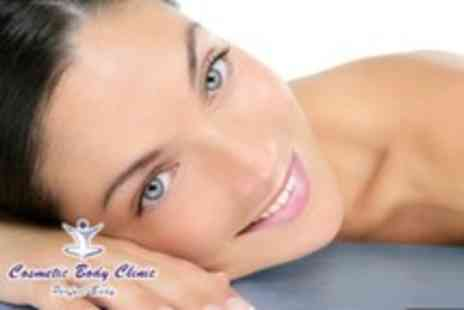 Cosmetic Body Clinic - 3 Diamond microdermabrasion treatments - Save 81%