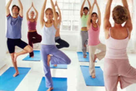 iYoga - Ten Yoga Class Passes - Save 87%