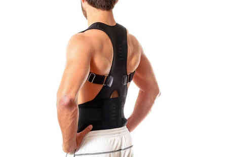 Wishwhooshoffers - Posture corrector - Save 57%