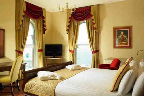 The Imperial Hotel Blackpool - Overnight stay for two people with grab & go breakfast - Save 34%