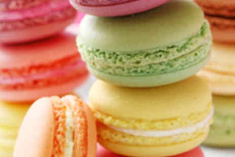 Jacques Bakes Cakes - Macaron Making Course with Refreshments - Save 66%