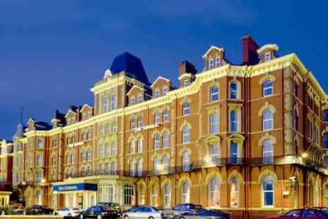 Imperial Hotel Blackpool - Standard Double Room for Two with Breakfast - Save 58%