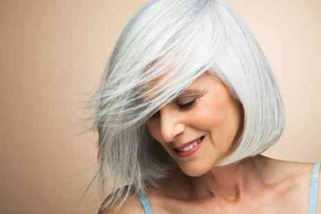 Zuenziga - Wash, Cut and Blow Dry with Optional Half or Full Head Highlights - Save 37%