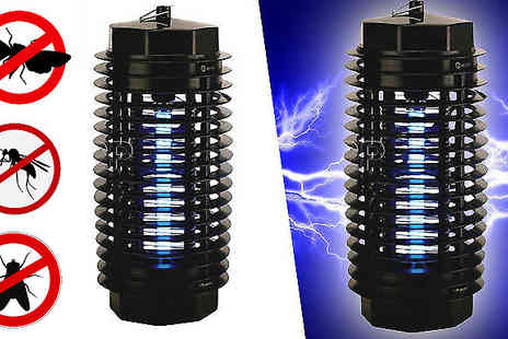 Direct 2 public - Flashtron Electronic UV Bug Zapper - Save 80%