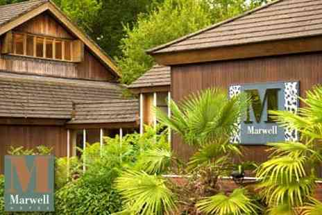Marwell Hotel - One Night Stay For Two Plus Breakfast and Round Of Golf - Save 66%