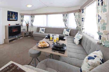 Fell End Holiday Park - Three nights midweek Lake District caravan stay - Save 21%