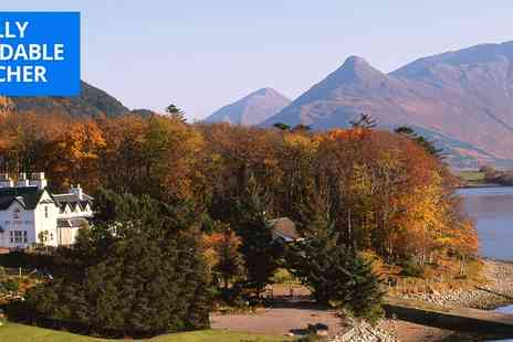 Loch Leven Hotel - Two nights pod break - Save 55%