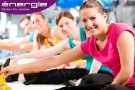Energie Fitness For Women Hamilton - Ten Gym Day Passes - Save 80%