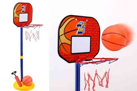 Magic Trend - Small kids basketball hoop - Save 66%