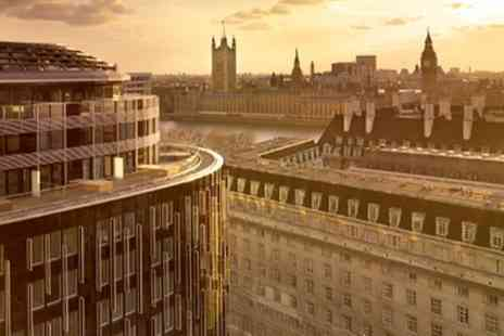 Park Plaza Westminster Bridge London - Superior Double Room for Two or Studio King - Save 33%