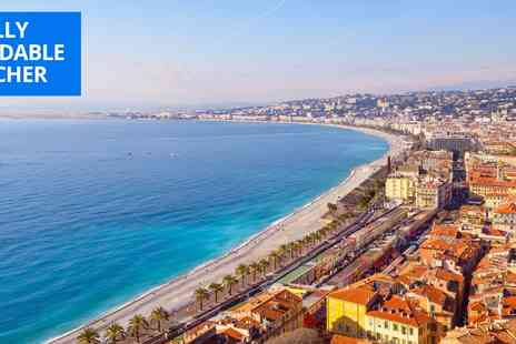 Hotel Nap - French Riviera hotel stay including breakfast - Save 76%