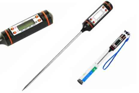 Groupon Goods Global GmbH - Digital Food Thermometers - Save 85%