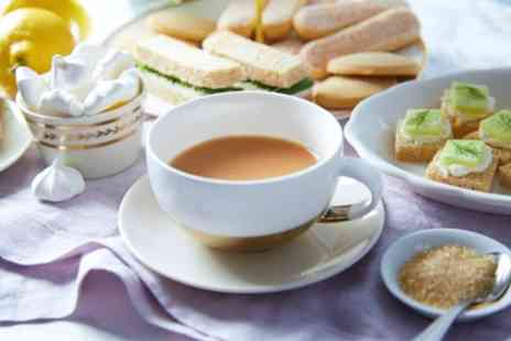 The Leven - Takeaway Afternoon Tea for Two - Save 37%