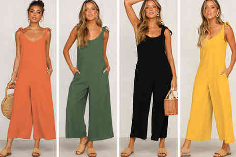 Who Got The Plan - Lounge jumpsuit - Save 0%