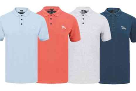 Groupon Goods Global GmbH - Tokyo Laundry Pique Cotton Polo Shirt - Save 0%