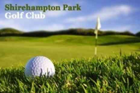 Shirehampton Park Golf Club - PGA Golf Lessons With Video Analysis - Save 63%