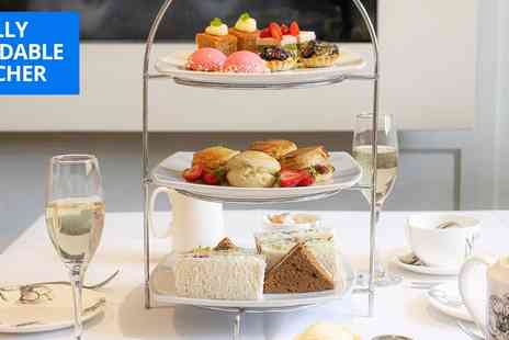 The Arden Hotel - Afternoon tea for 2 in charming Stratford hotel - Save 37%