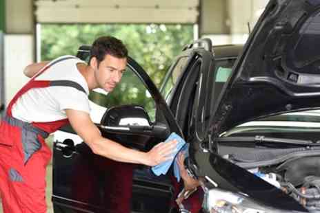 London Motor Sports - Car Servicing with Optional Wash - Save 37%
