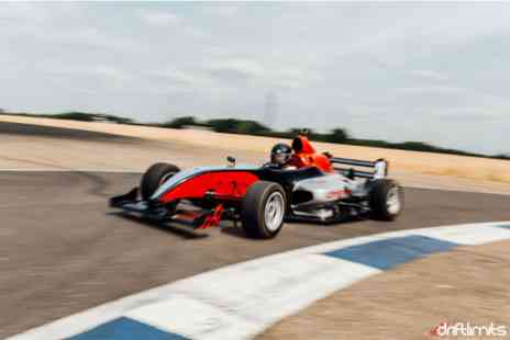 Virgin Experience Days - 30 Lap F1000 Single Seater Experience - Save 0%