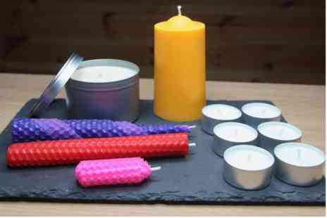 Virgin Experience Days - Beginners Online Candle Making Workshop - Save 0%